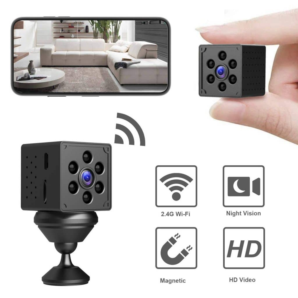 AMTGR hidden outdoor security camera