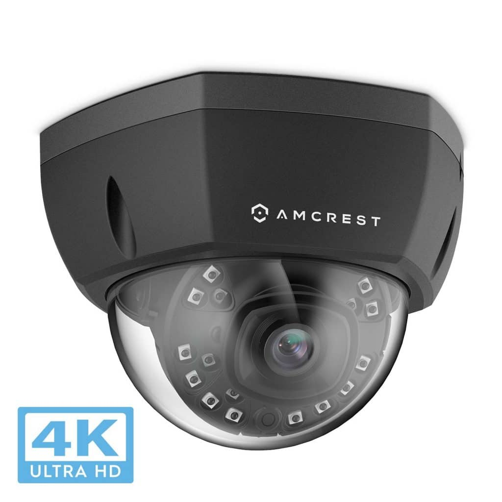 Amcrest 4K Outdoor POE IP Camera