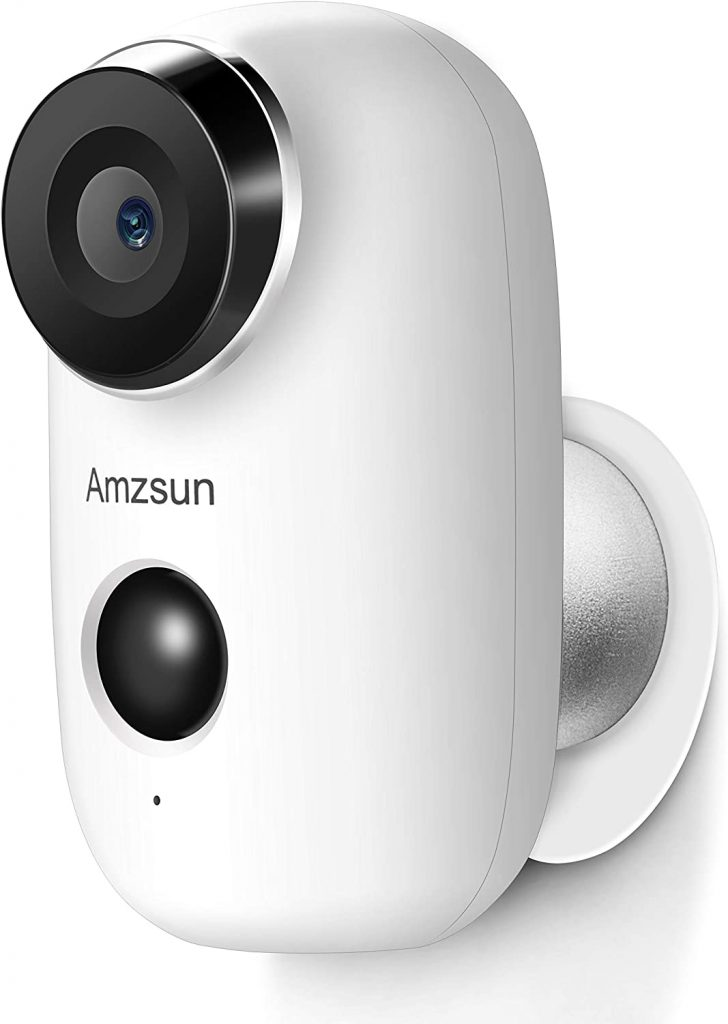 Amzsun home security camera system