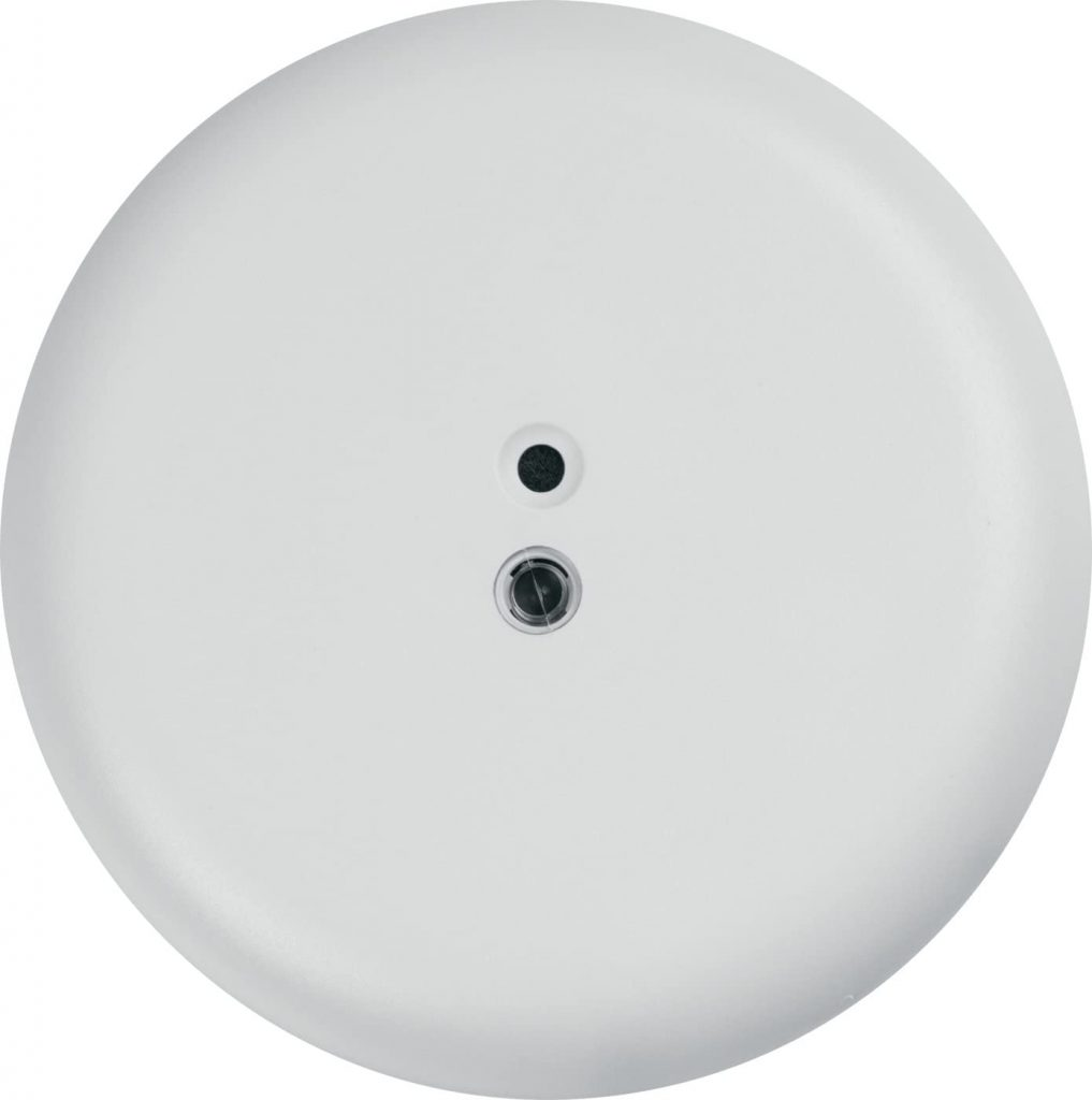 Interlogix Acoustic Glass Break Detector , Round (5812-RND)
