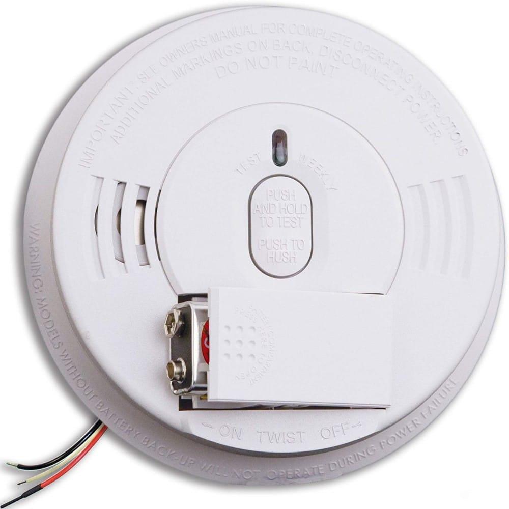 Kidde i12060 Hardwire smoke detector