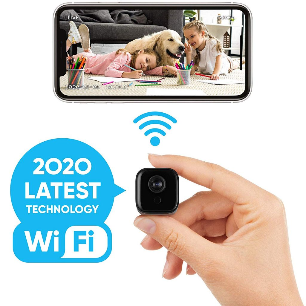 Lilexo mini wifi security camera
