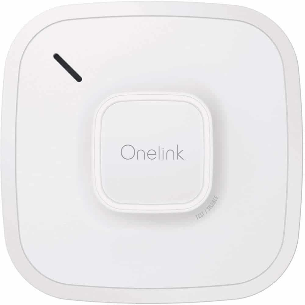 Onelink Smoke Detector and Carbon Monoxide Detector