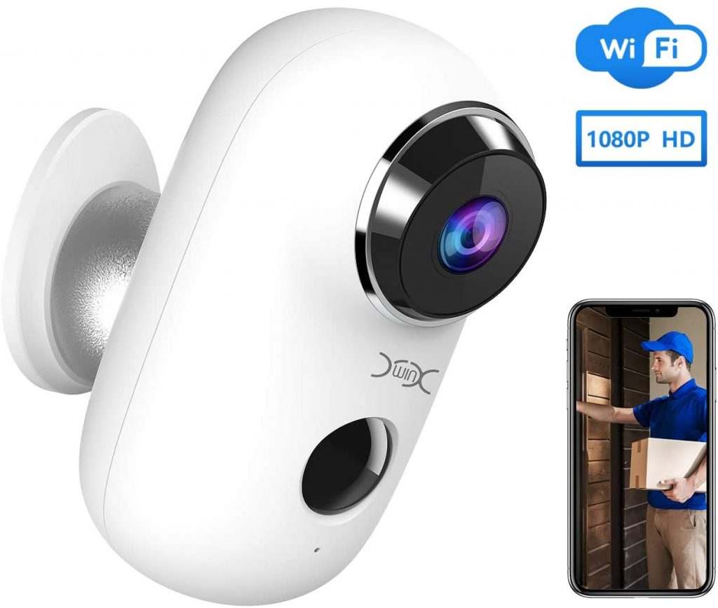 Yxwin home security camera system