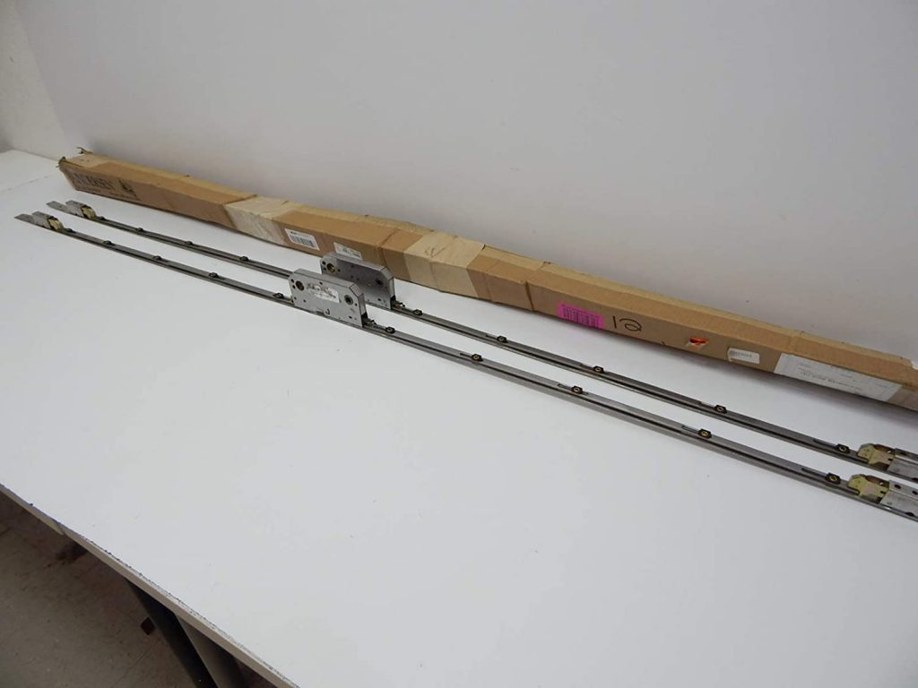 3 point locking system