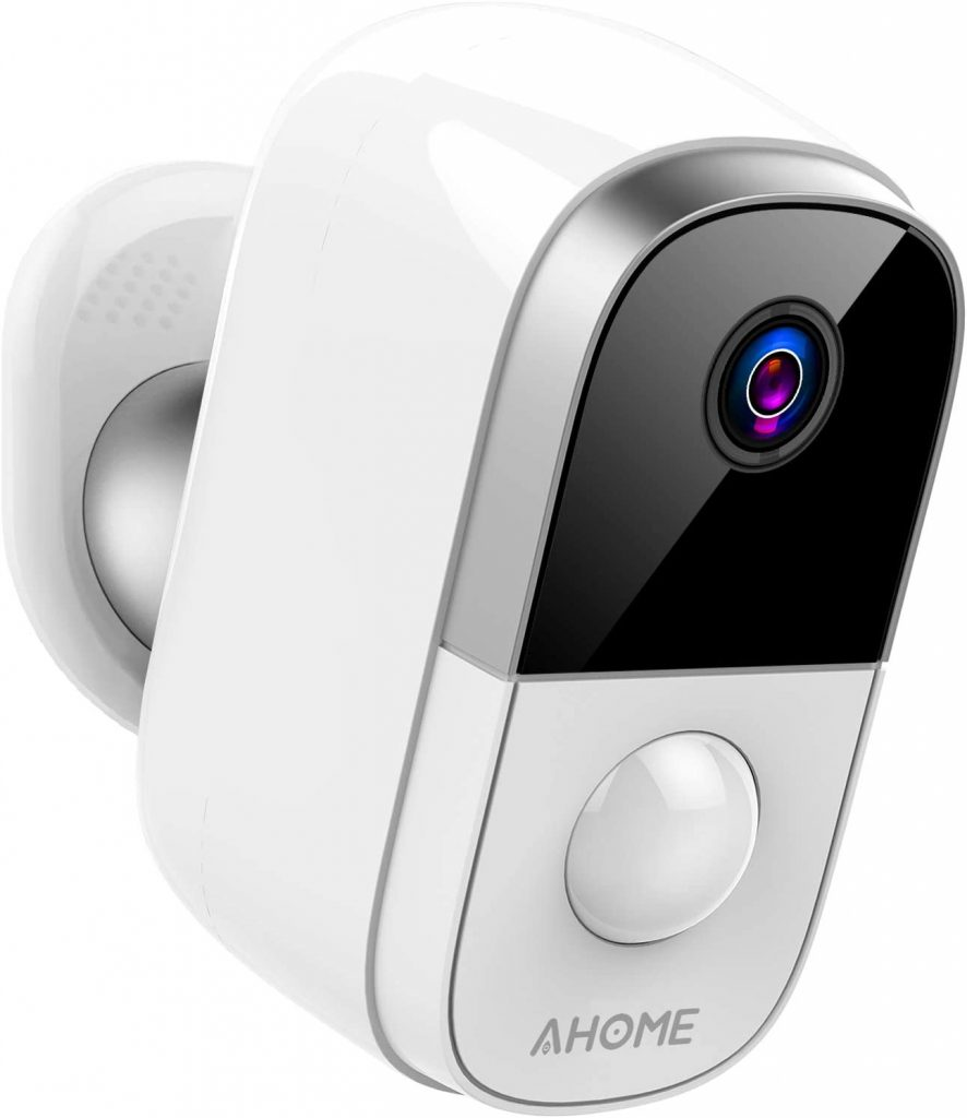 AHOME C1 Wireless Battery Powered Outdoor Security Camera