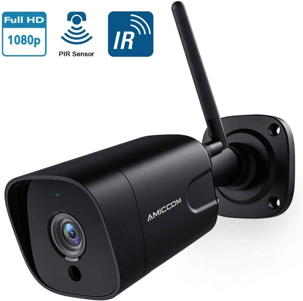 AMICCOM Wireless Surveillance Camera