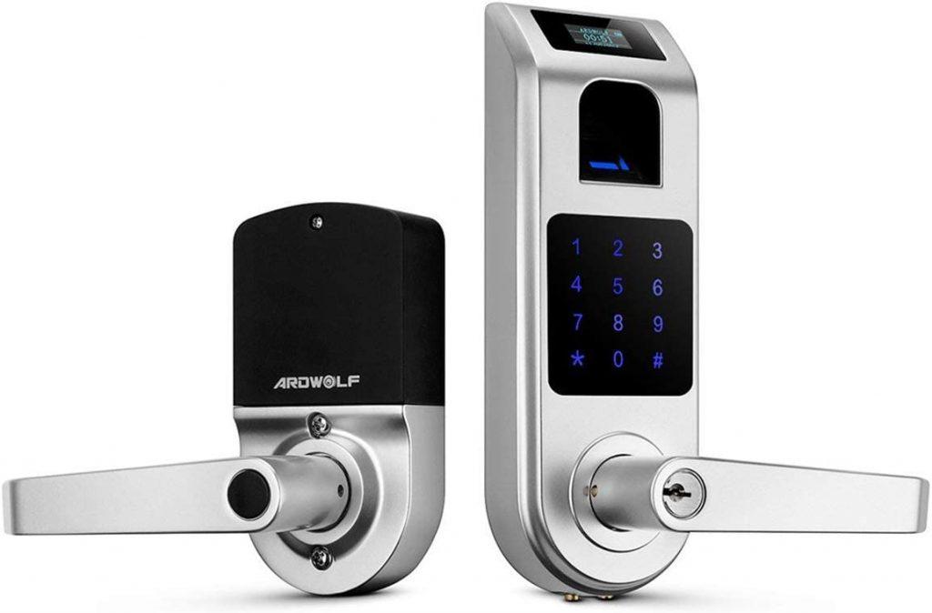 Ardwolf Smart Biometric Fingerprint Door Lock