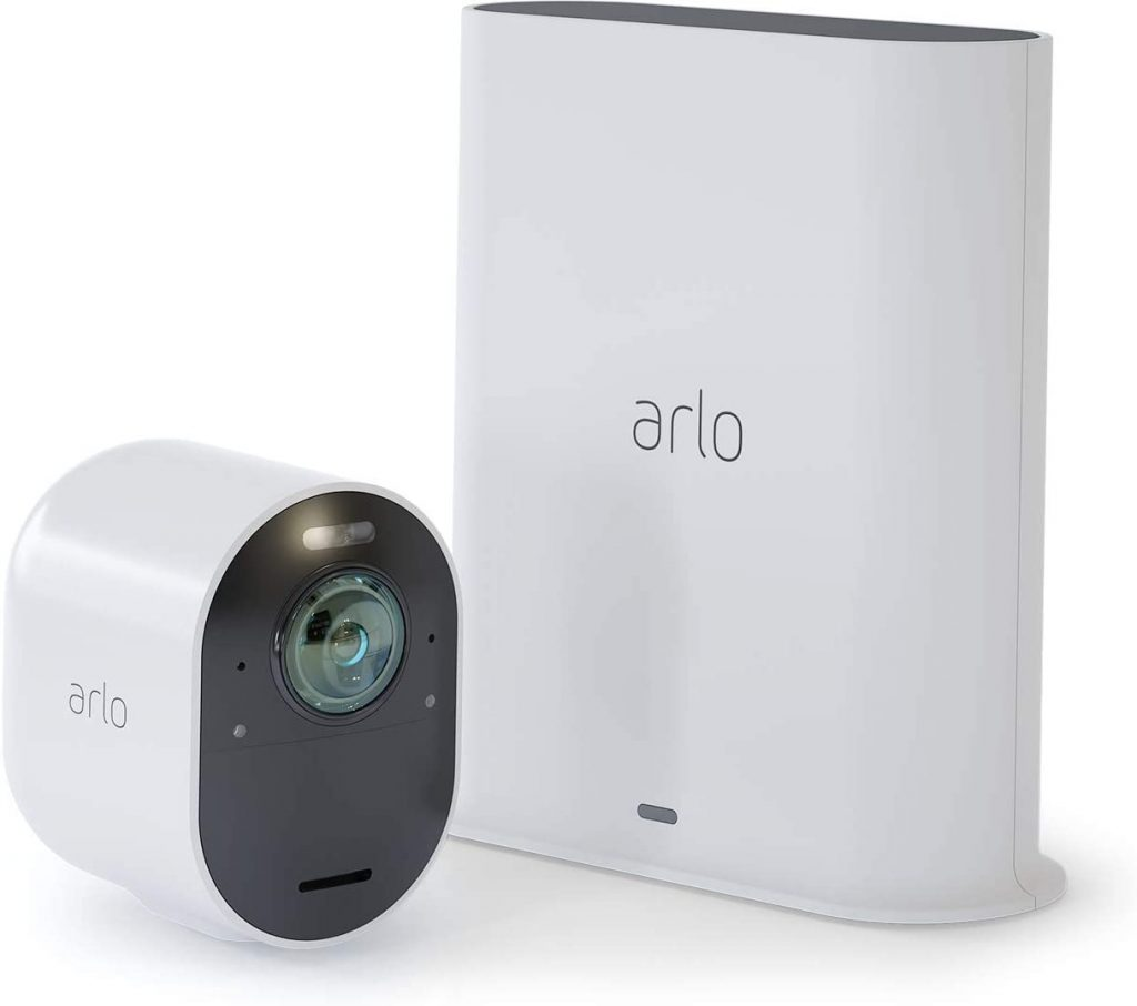 Arlo Ultra - 4K UHD Wire-Free Security 1 Camera System