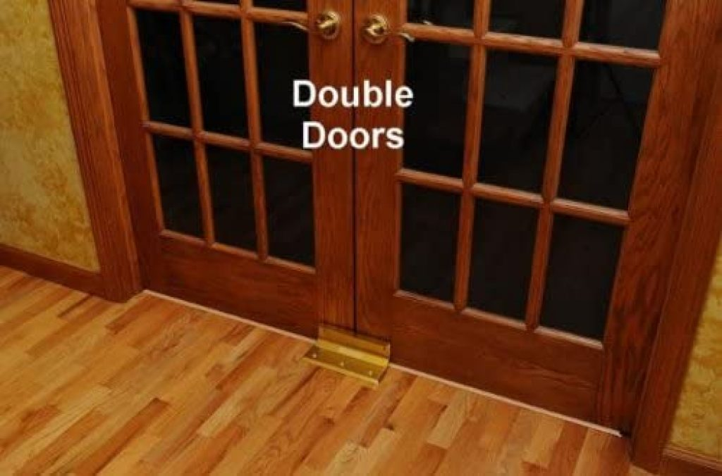 Door baricade - secure french doors