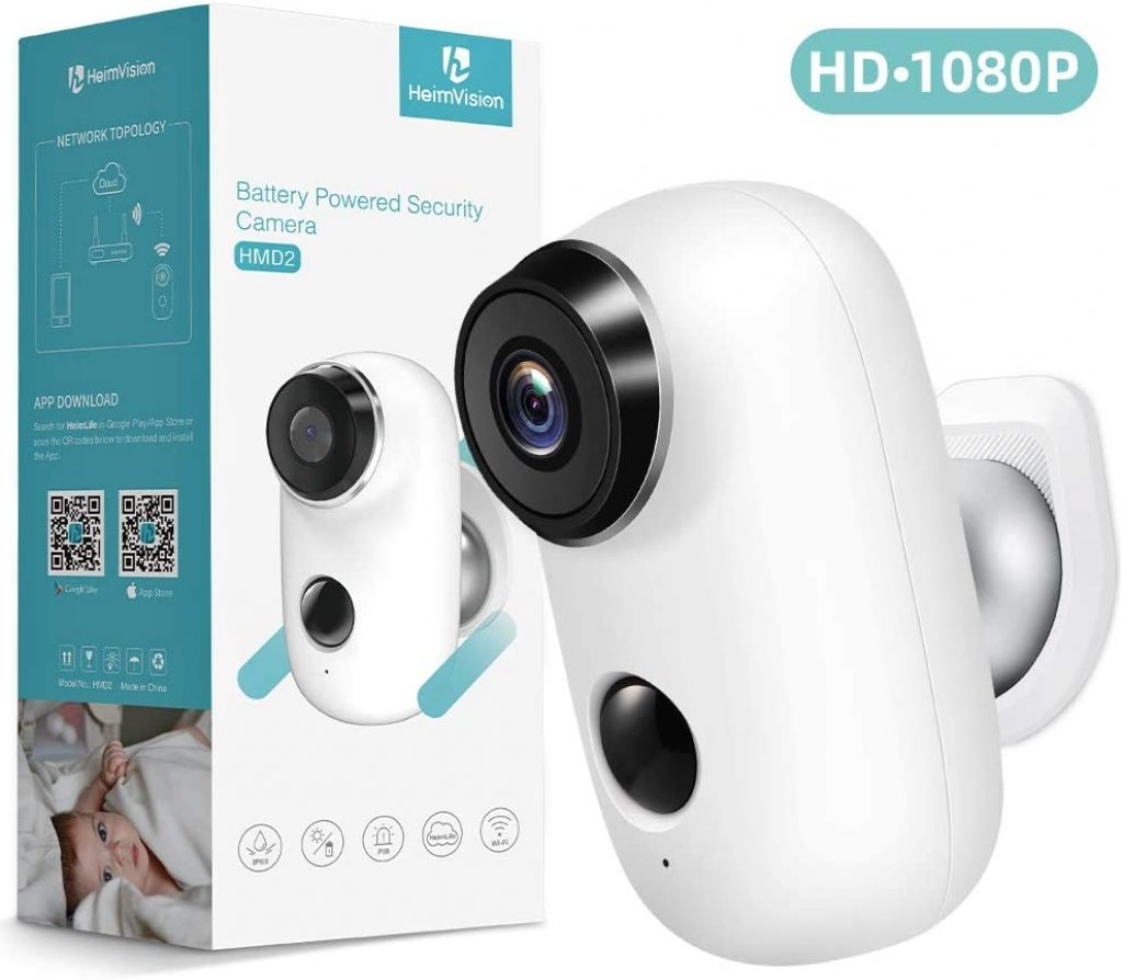 HEIMVISION HMD2 Wireless Battery-Powered Camera