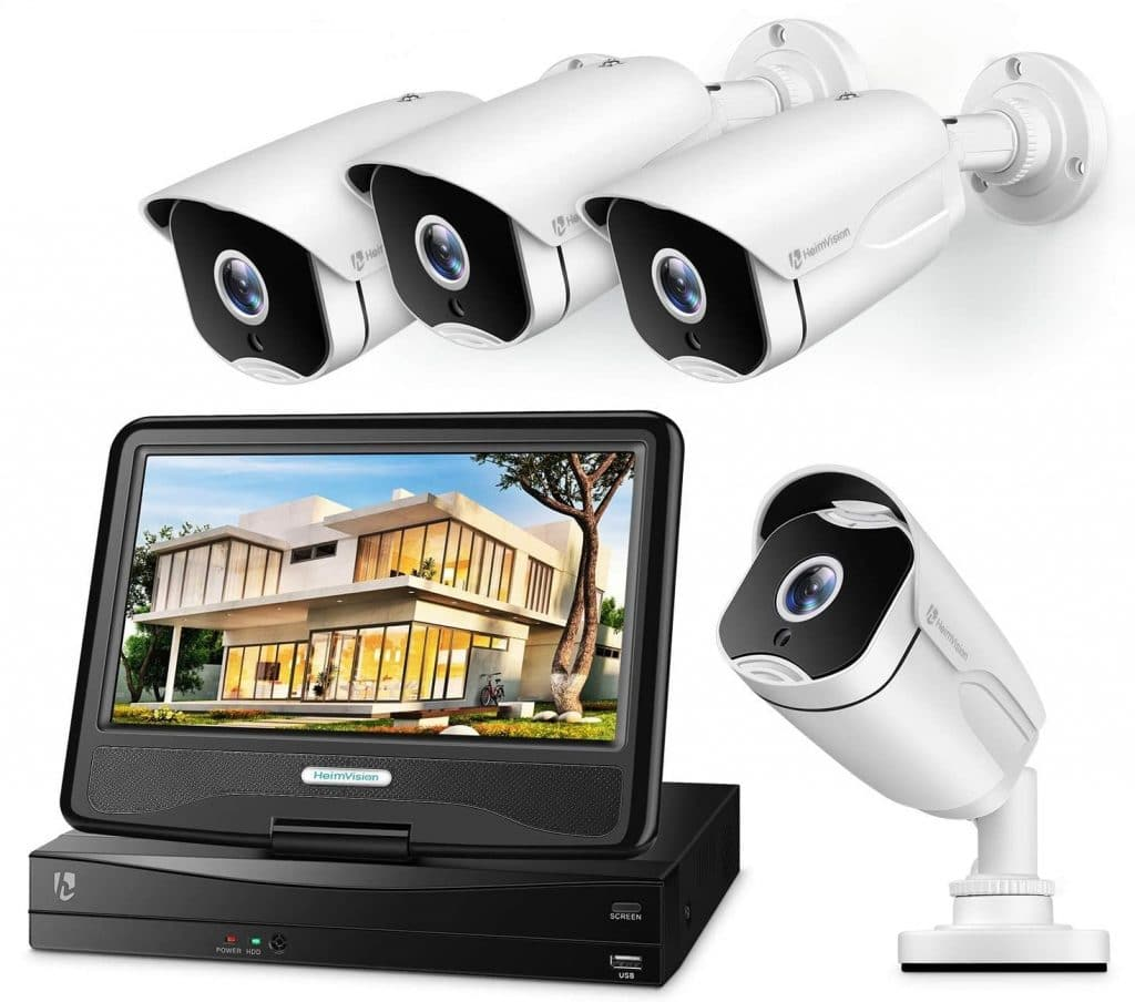 HeimVision HM 541 5MP PoE Security