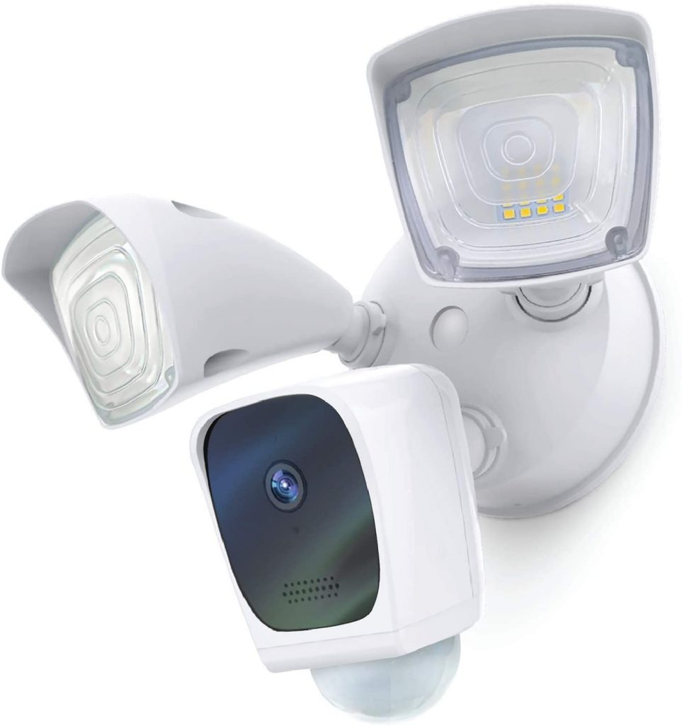 Home Zone Security Floodlight Camera