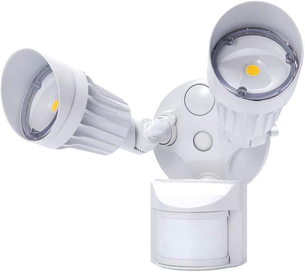 JJC LED Security Lights Motion Sensor Flood Light