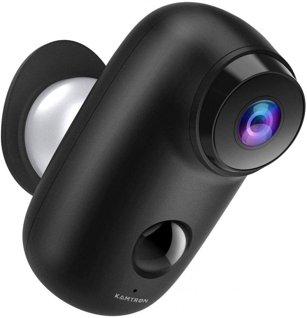 KAMTRON Waterproof Outdoor Home Security Camera