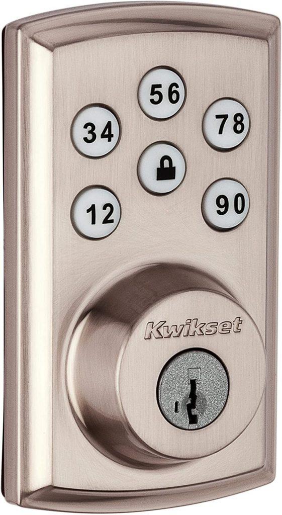 Kwikset 98880-004 Smart Code 888 Smart Lock