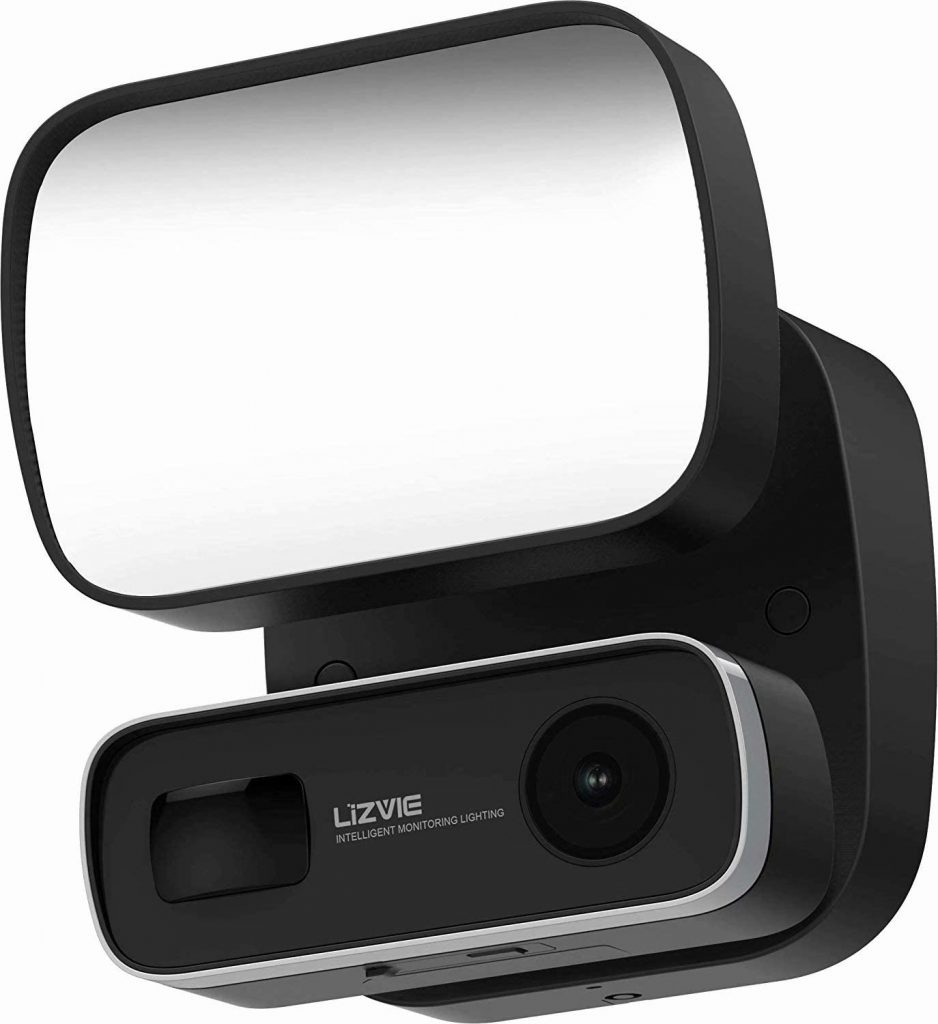 LIZVIE Floodlight Camera
