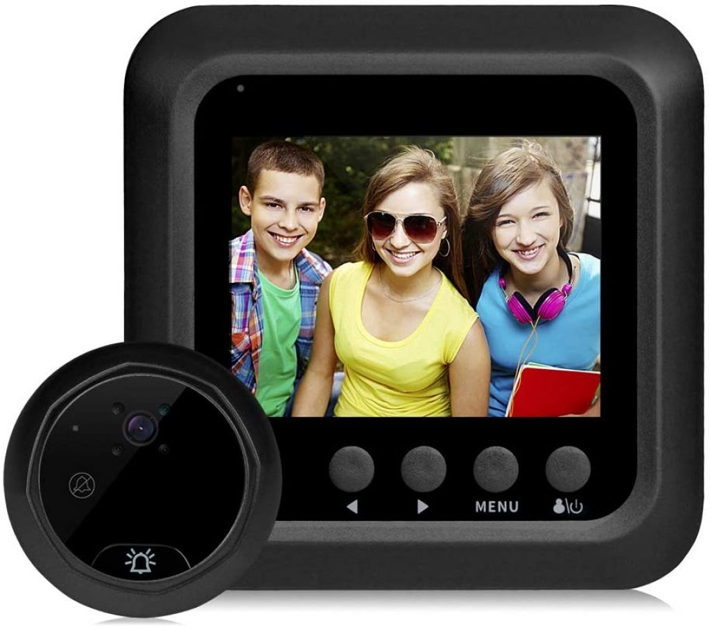 WANGOFUN Home HD Wireless Video Doorbell