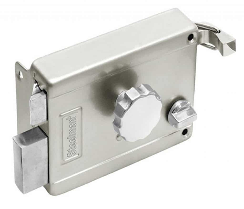 Rim Latch Locks
