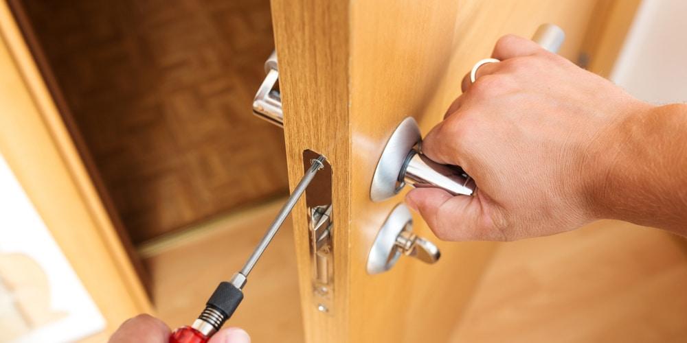 improve front door security