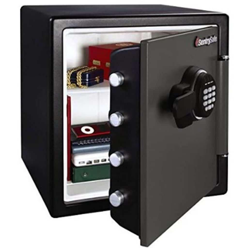 Fire-Resistant safe