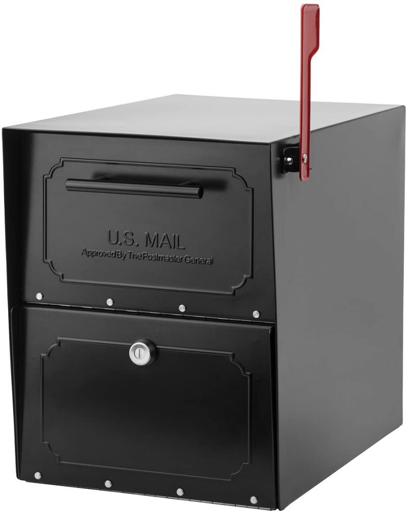 Architectural Mailboxes 6200B-10 Security Reinforced Lock