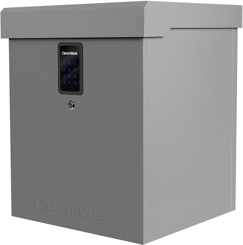 CleverMade Parcel LockBox S100 Series