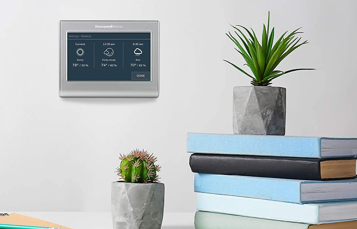 Alexa Compatible Thermostat
