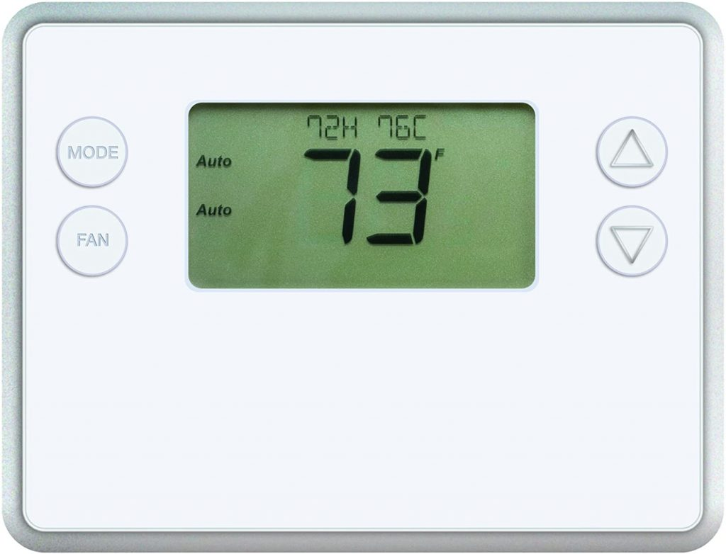 Go Control Z-Wave Thermostat