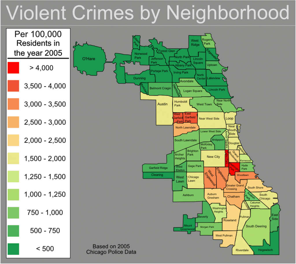 crime maps - How Safe is Your Neighborhood