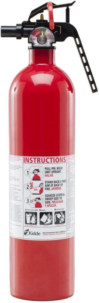 Kidde FA110 Multi Purpose Fire Extinguisher
