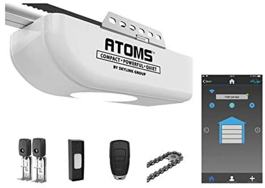 Skylink ATOMS AT-1611W 1/2HPf Smart WiFi Garage Door Opener