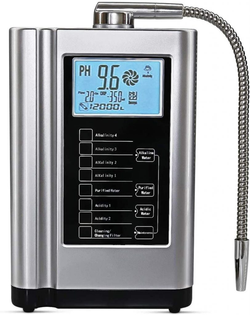 AquaGreen Alkaline Water Ionizer Machine AG7.0