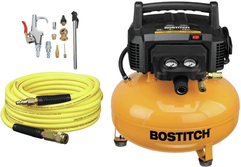 BOSTITCH Air Compressor Kit