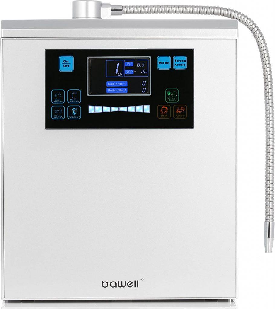 Bawell Platinum Alkaline Water Ionizer Machine