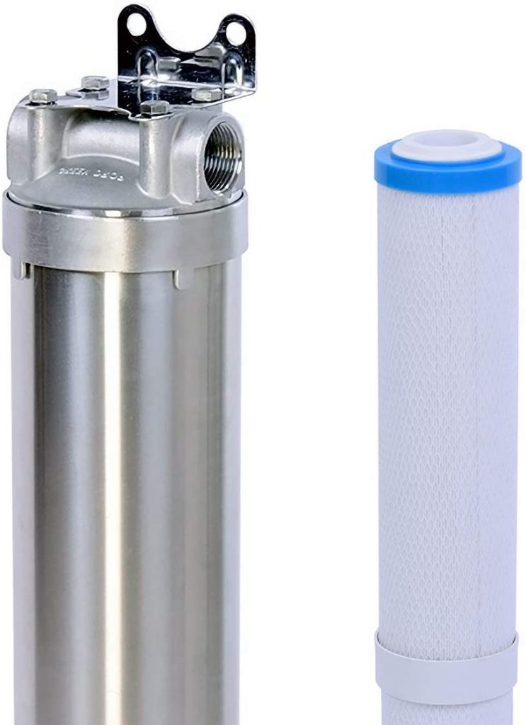 Hansing Whole House Water Softener System Alternative