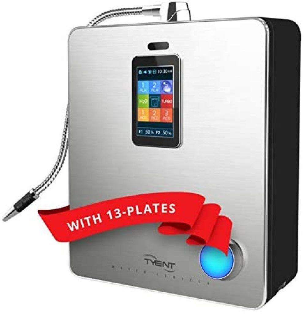 Tyent ACE-13 Above-Counter Extreme Water Ionizer