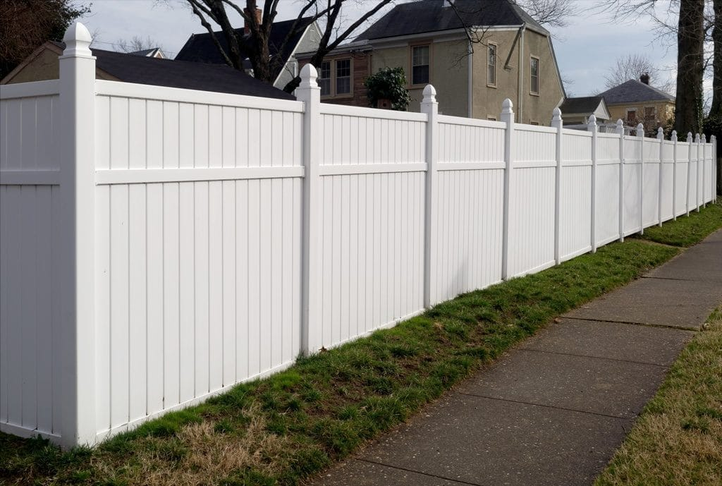 Unsecured house perimeter